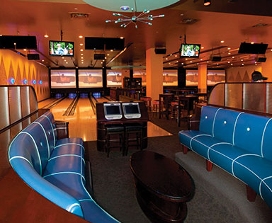 Sky Deck Sports Grille & Lanes